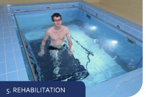 rehabilitation treadmill ewac medical