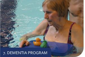 dementia aquamentia program ewac medical