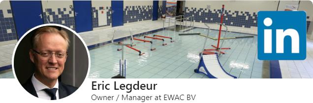 drs. Ing. Eric Legdeur Msc, Owner-Manager EWAC BV